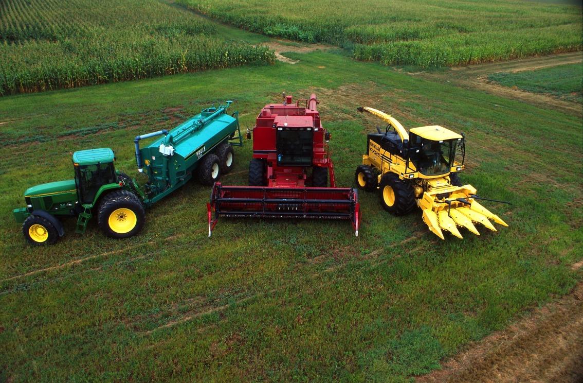 US planting responds to pricesignals